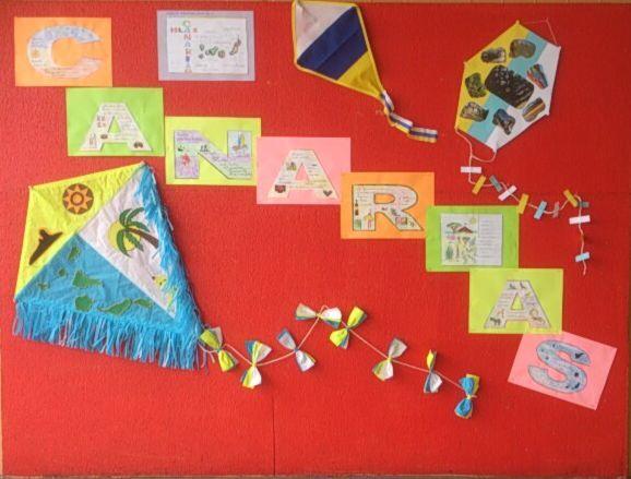 17 best images about canarias on pinterest mandalas for Actividades divertidas para el salon de clases