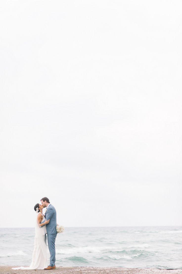 Photography: Tara Mcmullen - taramcmullen.com/  Read More: http://www.stylemepretty.com/canada-weddings/2014/04/09/romantic-pastels-wedding-on-the-toronto-islands/