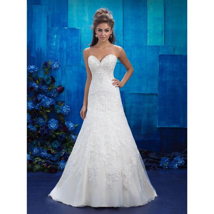 Allure Bridals 9420|Allure Bridal dress 9420|Allure 9420|tampabridalshops.com
