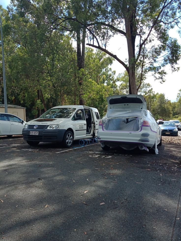 We come to you! Fully mobile car repair!  Www.empirerefinish.com.au