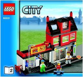 City - City Corner [Lego 60031]