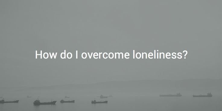 How do I overcome loneliness?  Loneliness is a difficult emotion that can be challenging to overcome. It exists for various reasons. You may be living in isolation, such as working from home or traveling frequently for business. This type of loneliness can often be abated by joining social clubs, traveling with groups and connecting with co-workers more frequently. Read more..