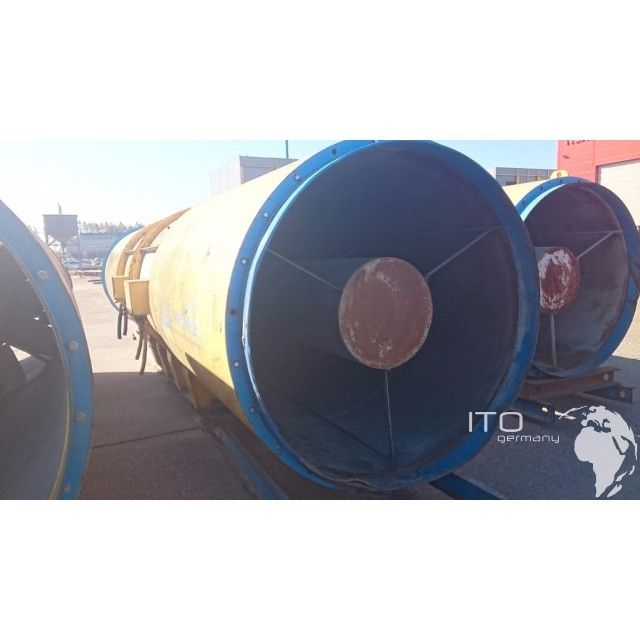 Underground fans for #Tunneling http://www.ito-germany.de/kaufen/mining  #Construction #Mining #Equipment @itogermany  #Baumaschinen #Tunnelbaumaschinen #underground #Mining #Equipment #for #sale #Images #Bilder