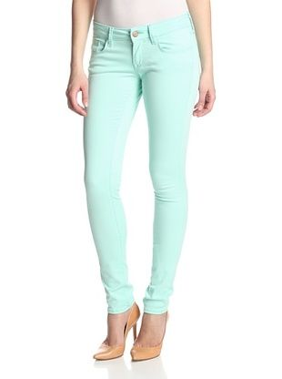 45% OFF Mavi Women's Serena Skinny Jean (Mint)