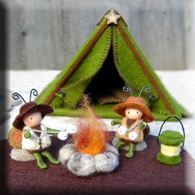 Camping Bugs Set $159.00
