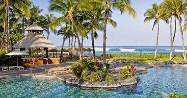 Pool at The Fairmont Orchid, Hawaii - Kohala Coast, Hawaii