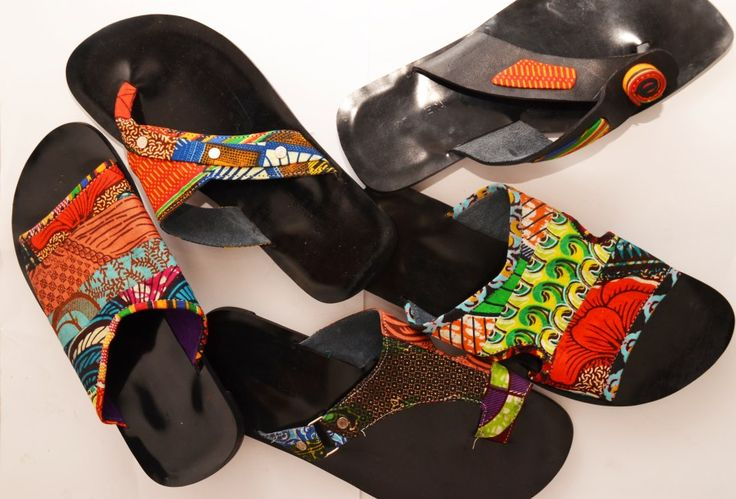 Sandales - Style senegalais
