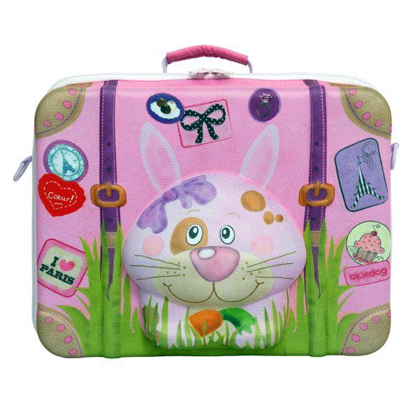 Okiedog Rabbit Suitcase