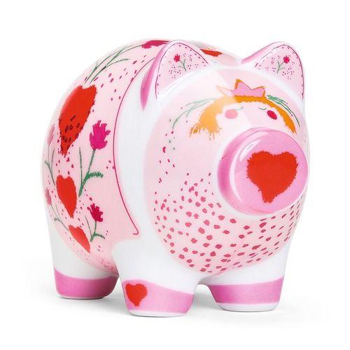 Ritzenhoff Mini Piggy Bank - Lena Linderholm