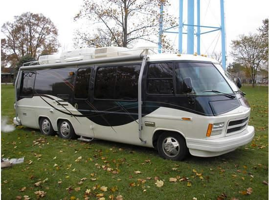 Pin by steven karas on gmc motor home pinterest for Lewis motor sales lafayette in