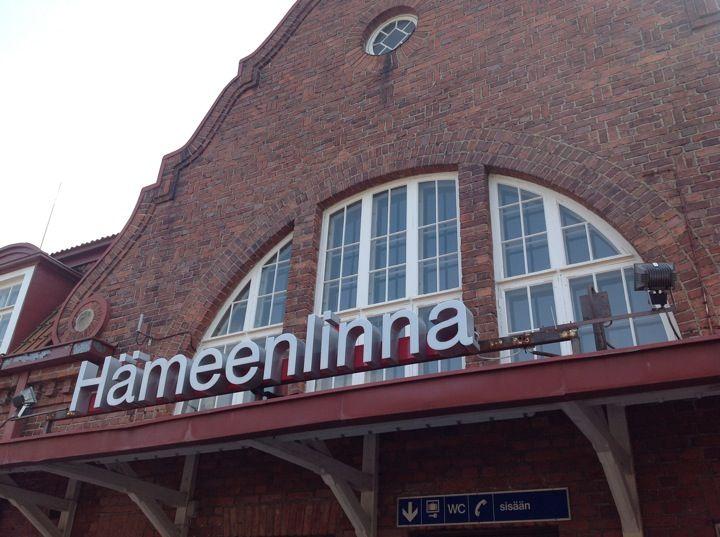 VR Hämeenlinna paikassa Hämeenlinna