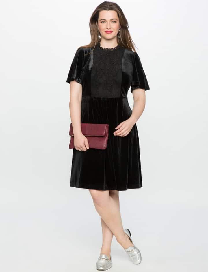 Vestidos para rellenitas  vestidos  fiesta  gorditas  rellenitas  XL b72df09c5ee