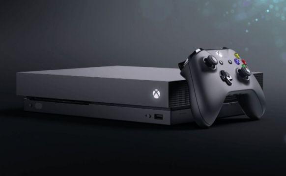Xbox One X the new Scorpion project opens November 7 Xbox 360 Xbox One Xbox One X