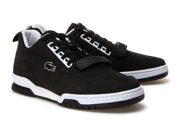 Sneakers Missouri Lacoste en cuir suédé