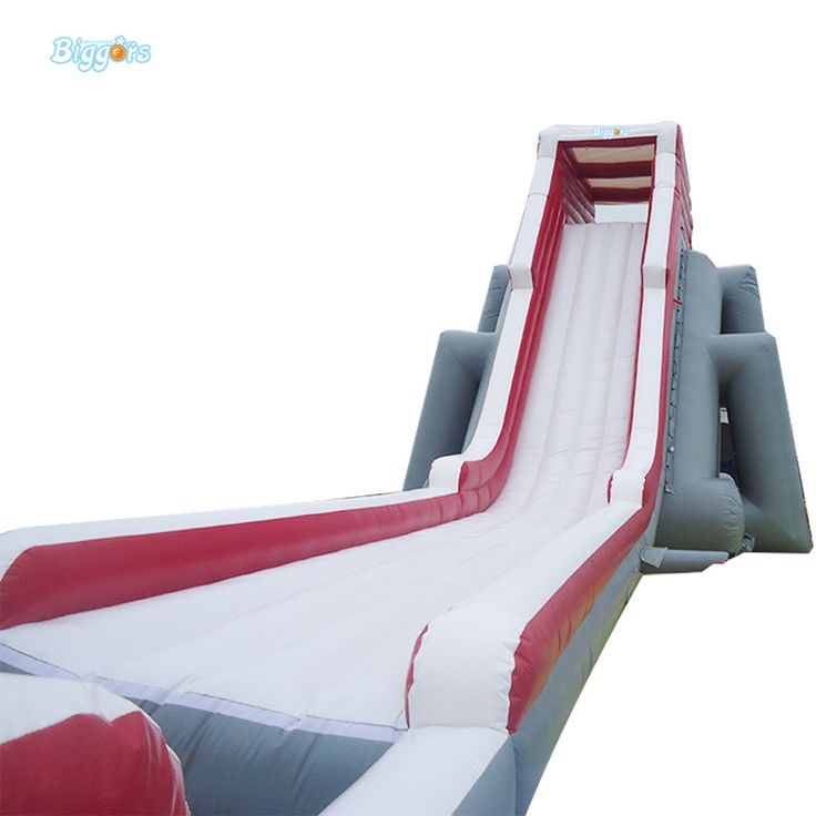 Giant Beach Inflatable Water Slide, 130ftx30ftx30ft