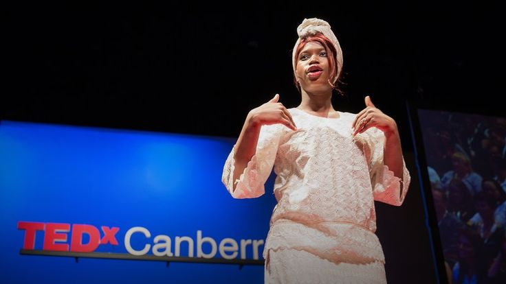 Khadija Gbla: My mother's strange definition of empowerment | Talk Video | TED.com This is talk is a story of FGM and a call for action to stop the practice of female genital mutilation.