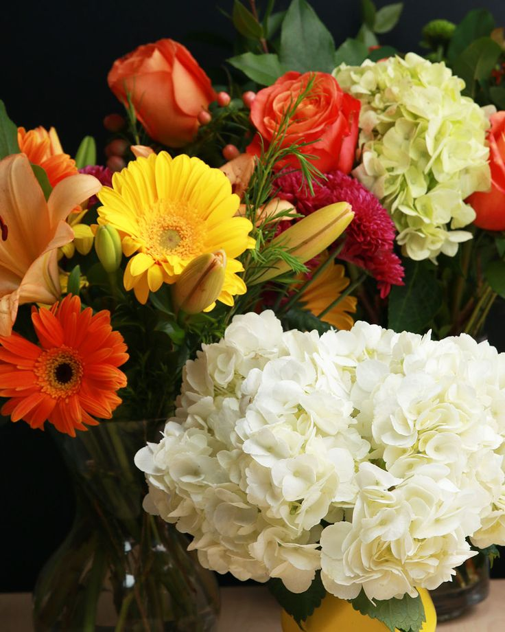 Try these flower hacks on your new bouquet—just in time for spring!