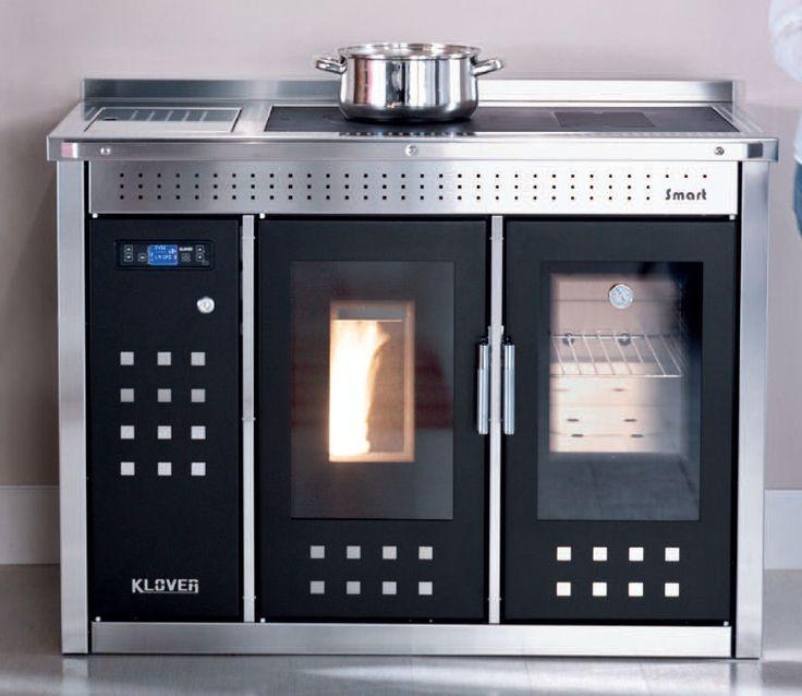 42 best images about stufa pellet on pinterest stove - Cucina a pellet con forno ...