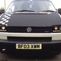 VW T4 Bonnet Bra for sale