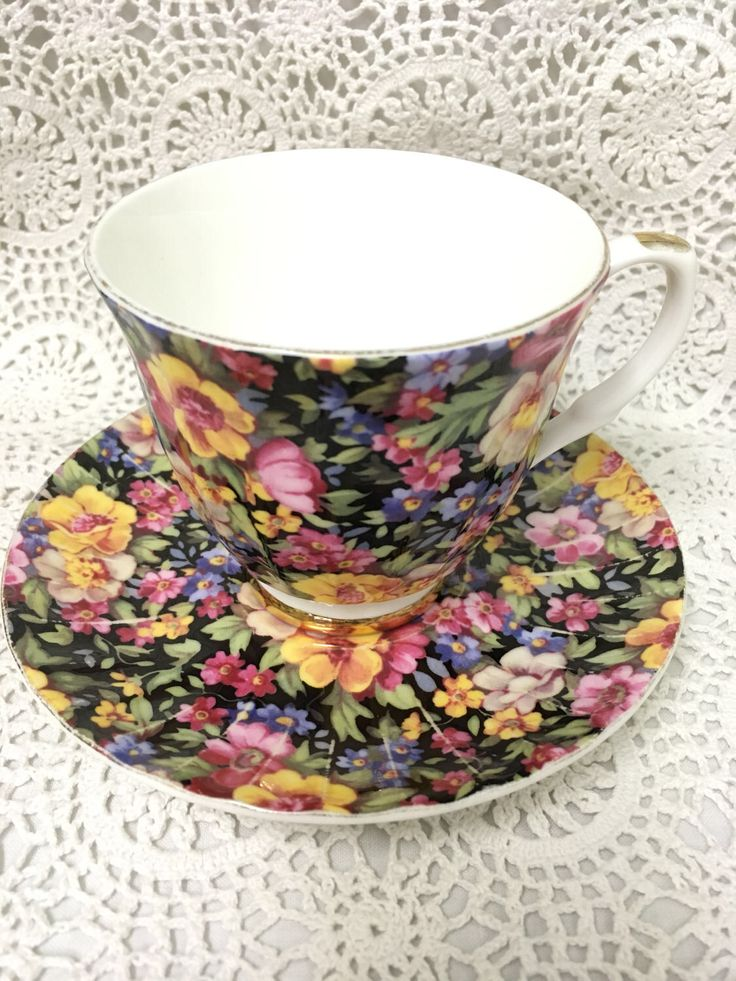 A personal favourite from my Etsy shop https://www.etsy.com/uk/listing/520157981/beautiful-mayfair-chintz-teacup-and