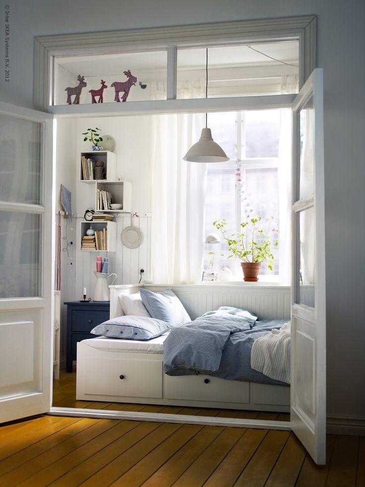 Ikea Small Bedroom: 20 Best IKEA Hemnes Images On Pinterest