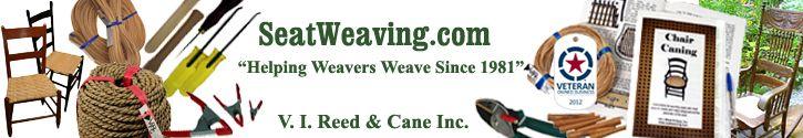 V. I. Reed & Cane Inc., Seat Weaving