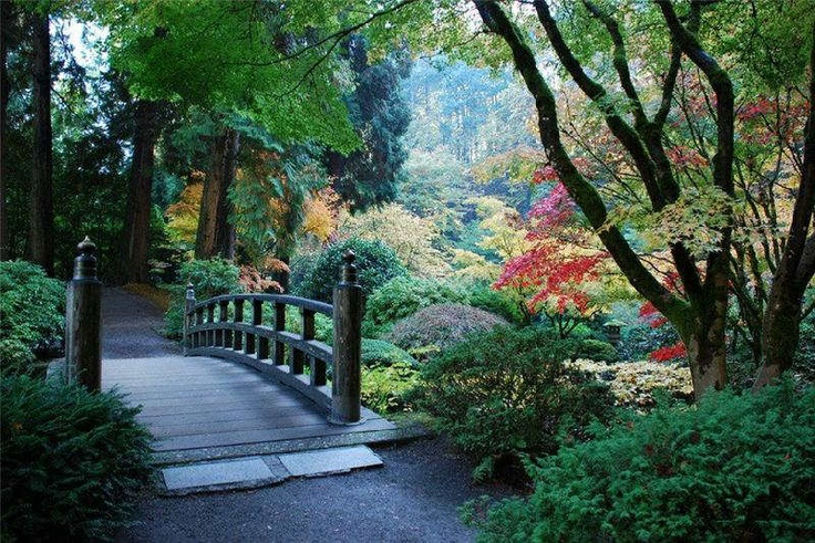 .: Dreams Closet, Beautiful Scenery, Wonder Gardens, Japanese Gardens, Funny Photos, Design Bags, Bridges, Gardens Geography, Japan Gardens
