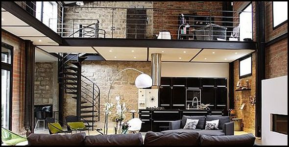 ... images about DECO on Pinterest  Industrial, Scrap Metal Art and Loft