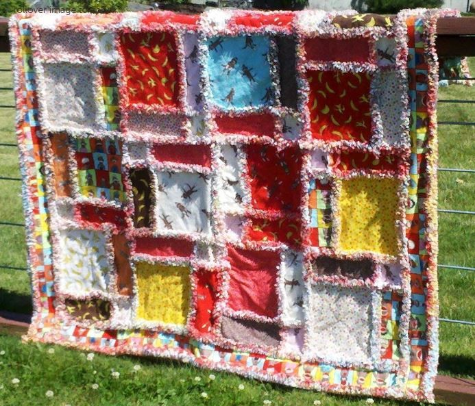 81 best Quilts Rag Quilts images on Pinterest | Crafts, Carpets ... : rag quilt patterns for beginners - Adamdwight.com
