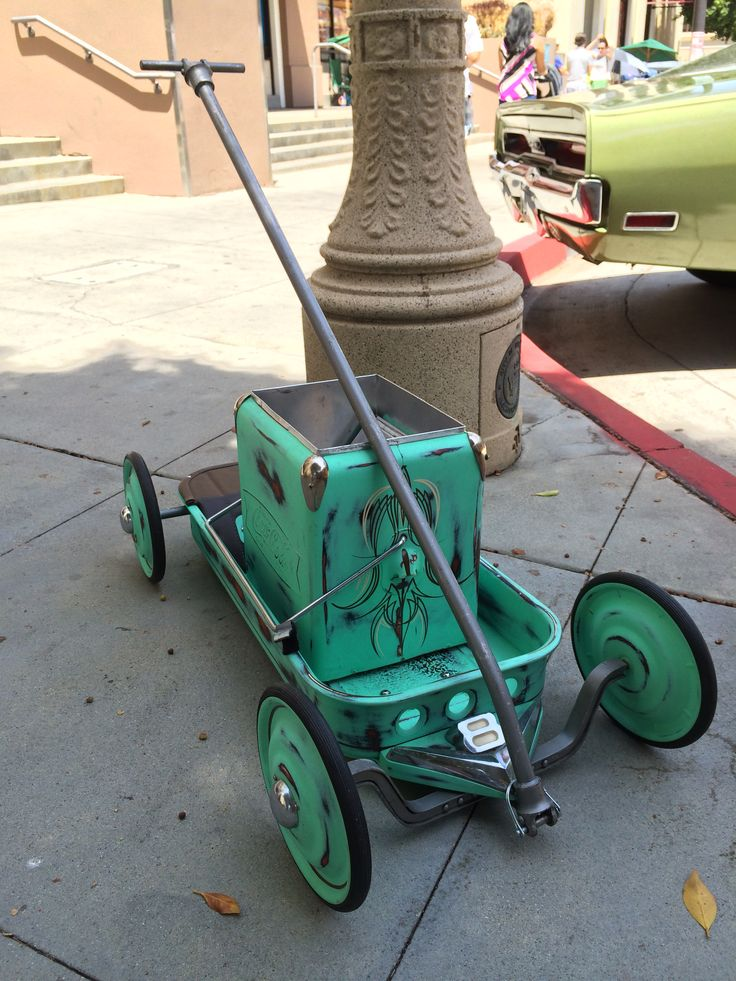 Rat rod wagon Rat rod, Push lawnmower, Lawn mower