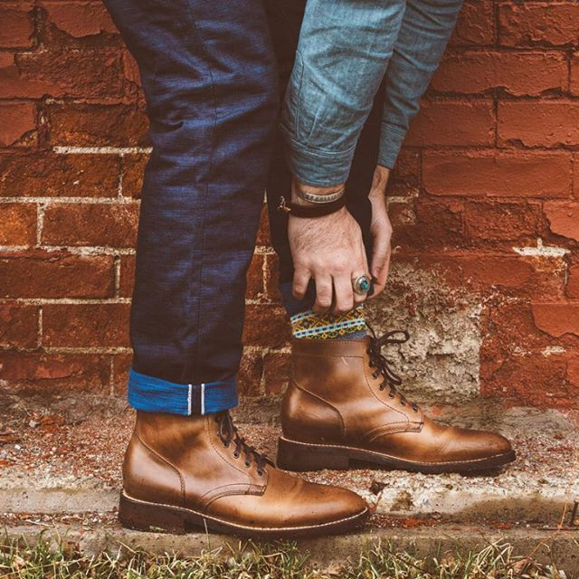 wholelottafashion S U P E R F A N T A S T I C  @brandonburkphotography  #wholelottafashion #dressshoes #laceupboots #redwingshoes #redwingboots #trickers #trickersshoes #alden #aldenshoes #goros #guidi #indianjewelry #shoestagrams #leatherhead #instaleather #leatheraddict #ruggedstyle #selvedgeforum #bluedenim #mensfashionweek #menswearclothing #menswearblogger #menswearblog #menstyleguide #menstagram #mensfashionof #革靴 #ジーンズ #レザーブーツ #ゴローズ 2017/03/09 11:03:08