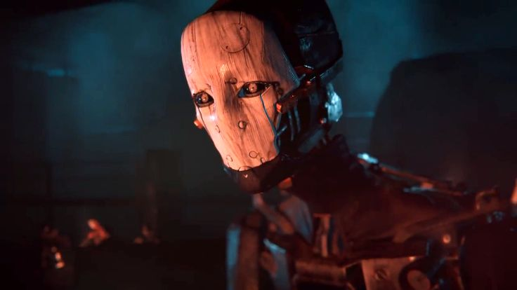 "laughingsquid: ""ADAM: The Mirror, Neill Blomkamp's New Sci-Fi Short Film Created Using the Unity Game Engine """