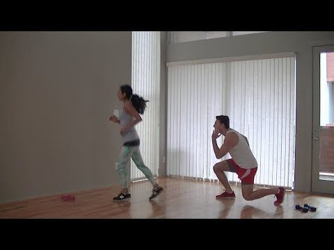 15 Min Hurricane Cardio Workout - HASfit Cardio Exercises at Home - Best Cardio Workouts