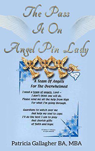FREE on Kindle: October 5 – 9. Some people say that I tried to pin the world together, one radiant angel pin at a time. What I was really trying to do was pin my own family back together, one earnest prayer at a time.