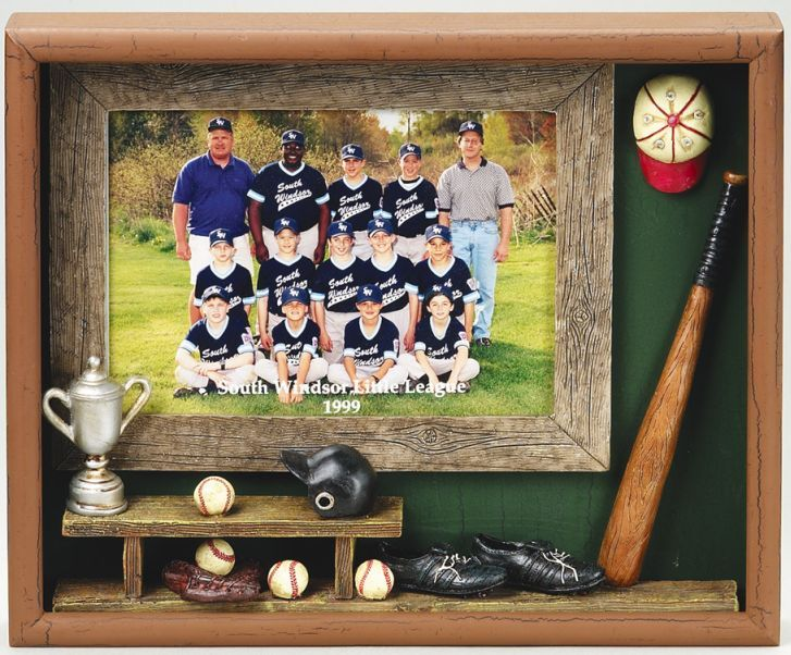 shadow box | Baseball Shadow Box