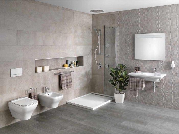 1001 Ideen Fur Eine Stilvolle Und Moderne Badezimmer Deko Mit Bildern Modernes Badezimmer Wc Design Badezimmer