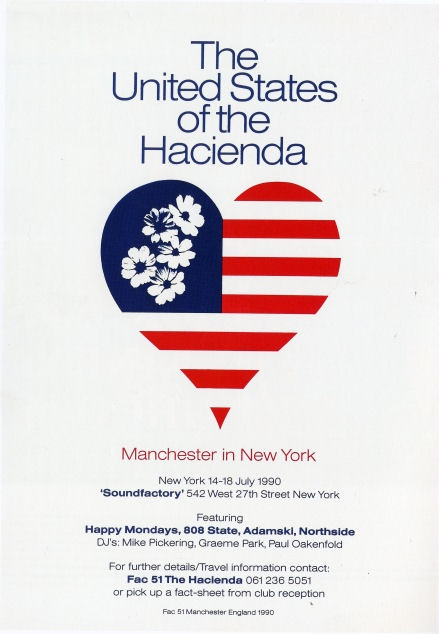 The united states of the hacienda http www for Acid house party