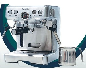 how to clean breville barista espresso machine