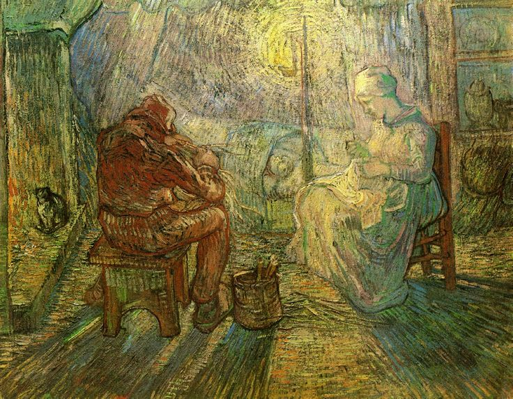 145 best images about van gogh saint r my asylum for Van gogh paintings locations