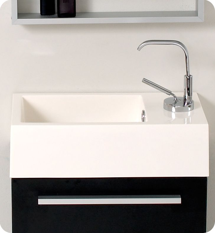 New Low Profile Bathroom Vanity