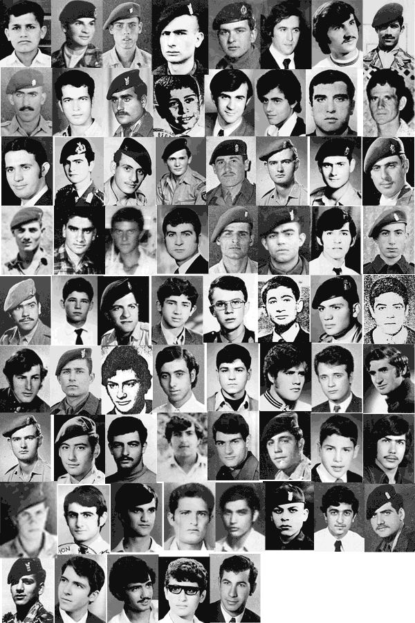 Missing since 1974 Turkish Invasion of Cyprus