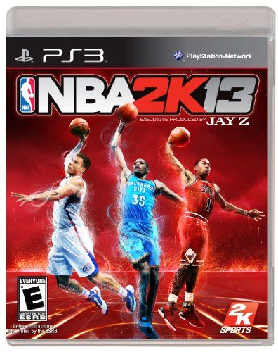 NBA 2K13 - Playstation 3.         With more than 5 million copies sold worldwide and more than 25 Sports Game of the Year awards won, NBA 2K12 was another monster release for the biggest NBA video game simulation franchise in the world