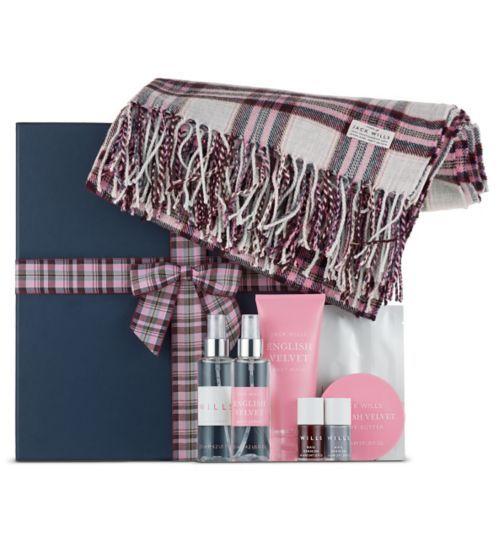Buy Jack Wills Blanket Scarf | Christmas Gift - Boots