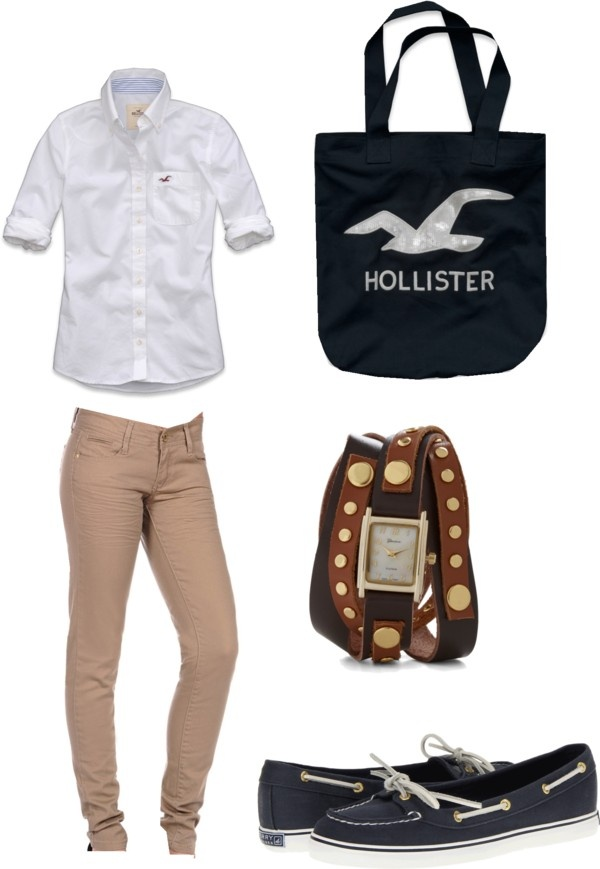 """school uniform"" by colormecece ❤ liked on Polyvore"
