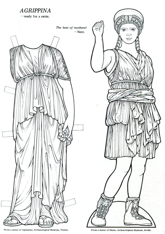 ancient essay on agrippina 2013 notes historical figure - agrippina the youngerhistorical context, background and rise to prominence, career and evaluation.