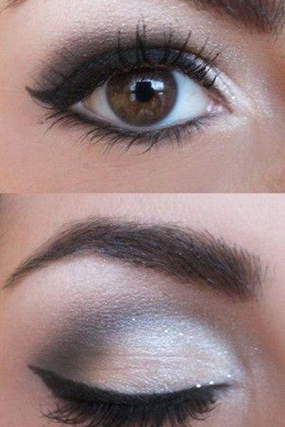 glamorous eyeshadow