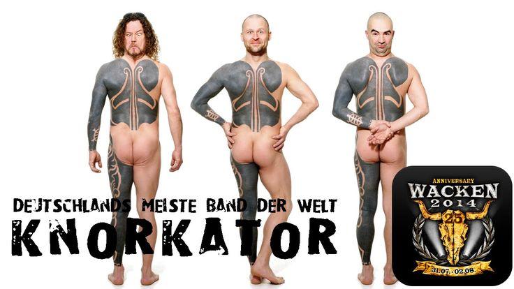 Wacken 2014 Knorkator full concert HD
