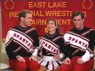 will ferrell cheerleader skit meet