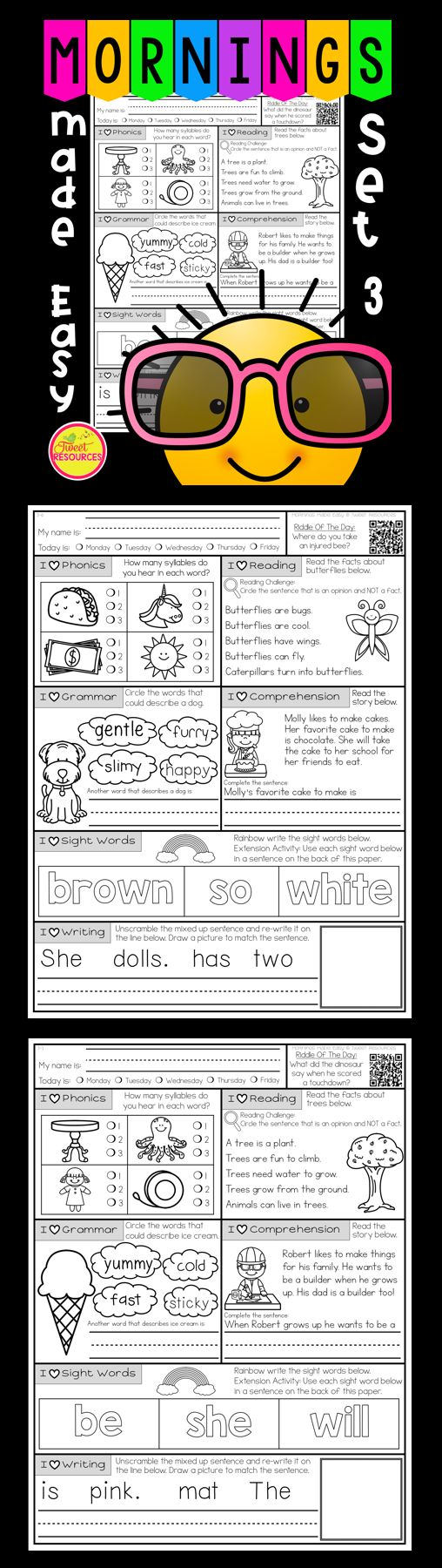 243 besten Must Have Resources For The Primary Classroom Bilder auf ...