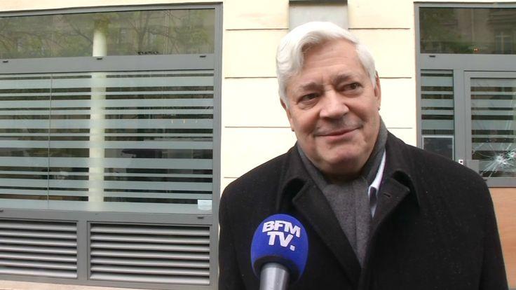 """Débat présidentiel: """"Marine Le Pen se prépare dans le calme"""", selon Bruno Gollnisch"""
